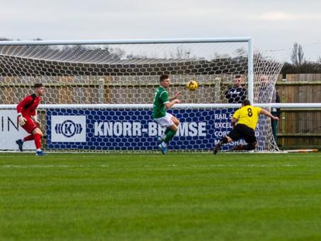 Match report- v Cirencester