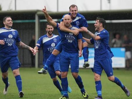 Alan Griffin signs for Melksham Town FC
