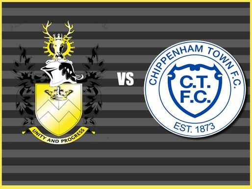 Match Report: Melksham Town FC v Chippenham Town FC