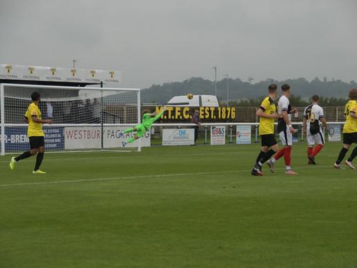Match Report: Melksham Town vs Shepton Mallet (FA Cup)