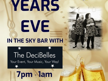 New Years Eve with The DeciBelles