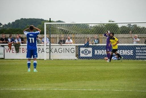 Match Report- Melksham Town FC V Bristol Rovers