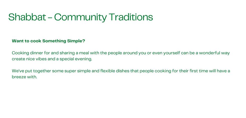 Shabbat - Community Traditions (1).png