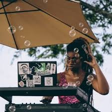 Episode 7: DJ Legatron Prime A.K.A. Sage Edgerson on Being a Female DJ in Louisiana & Her Journe