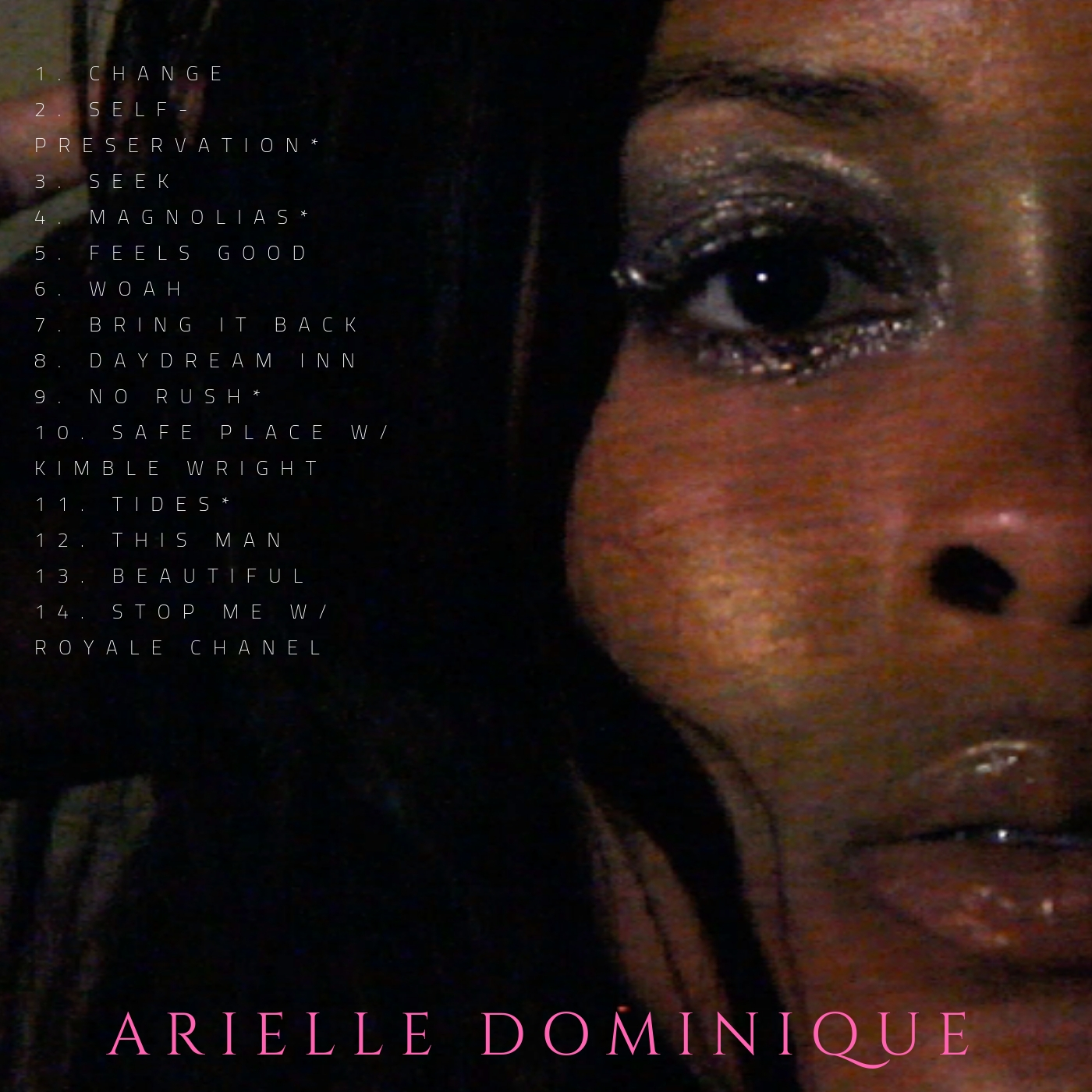Arielle Dominique 2019 Music