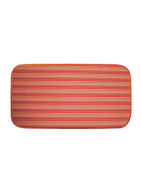 Tappeto da cucina Madras Arancio