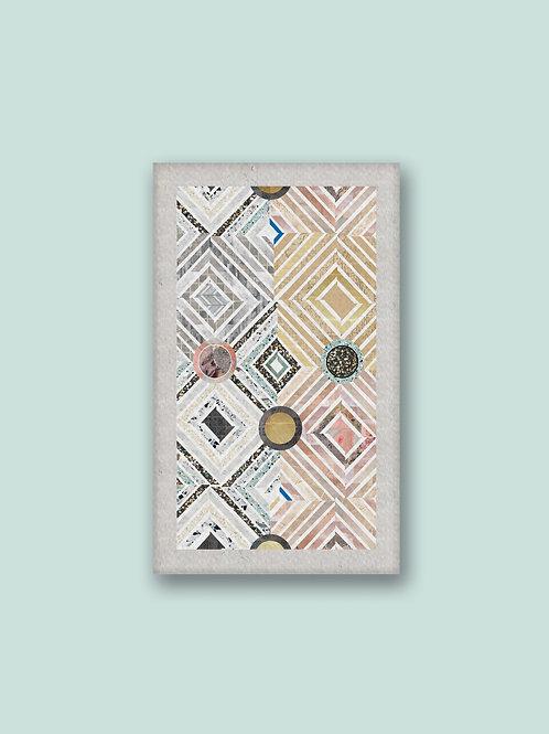 """Tappeto """"Five Street"""" stampato in Digitale 45x75"""