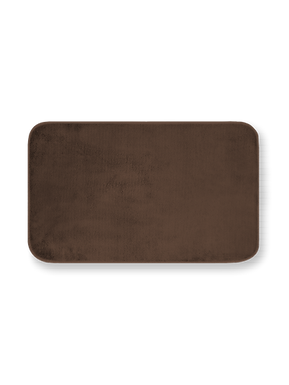 Tappeto Merlino ultrassorbente marrone