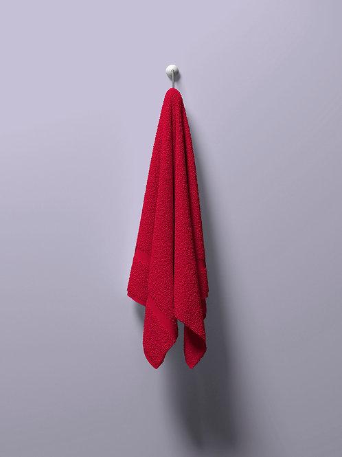 Asciugamano bordeaux