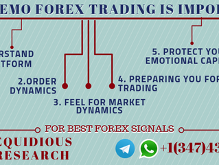 Why Demo Trading is Important in Forex