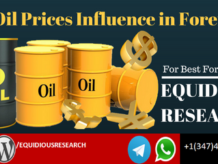 How Oil Prices Influence in Forex?