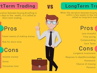 Short Term Vs Long Term Trading