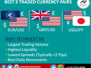 BEST CURRENCY PAIRS TO TRADE