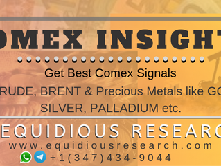 Comex Insights 01.May.2019