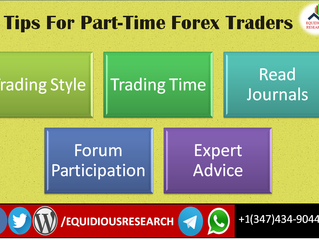 5 Tips For Part-Time Forex Traders