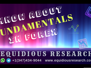 How Fundamentals are important in Forex?