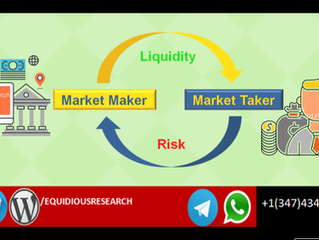 Market Makers and Market Users