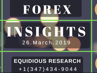 Forex Insights 26-March-2019