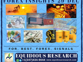 FOREX INSIGHTS 29-DEC-2018
