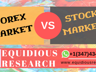 Forex Market Vs. Stock Market