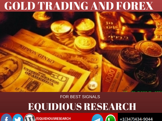 Gold Trading and Forex Trading!