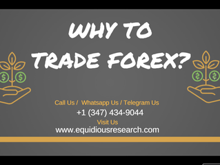 Why You Should Trade Forex?