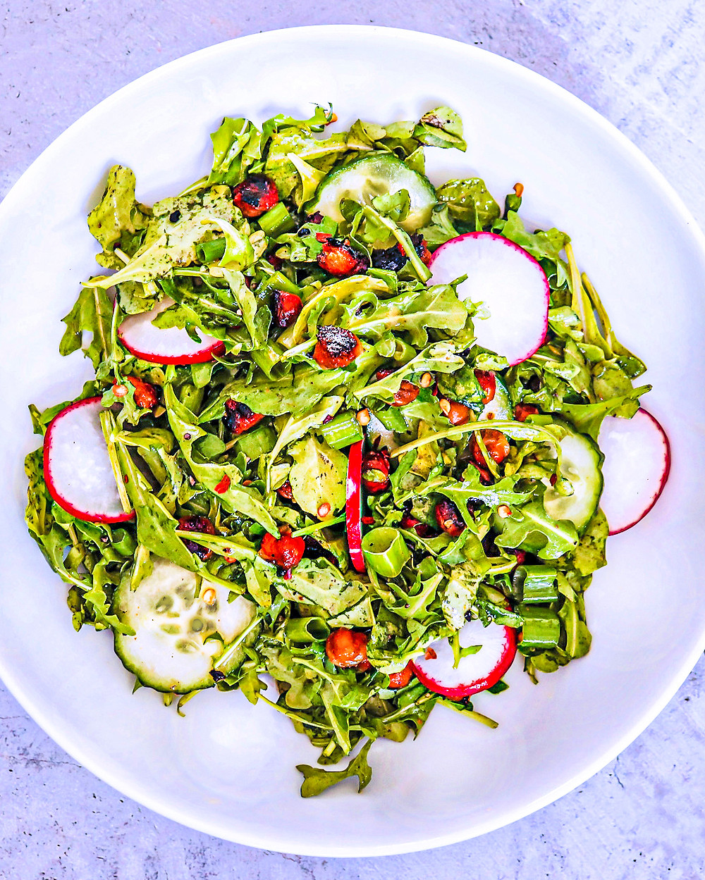 Everyday Arugula Salad