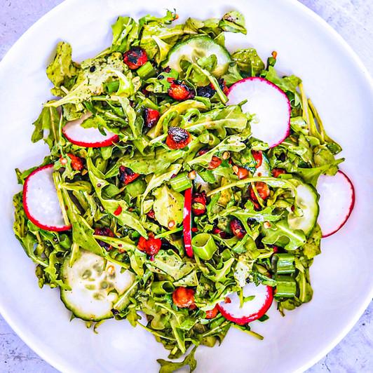 Everyday Arugula Salad