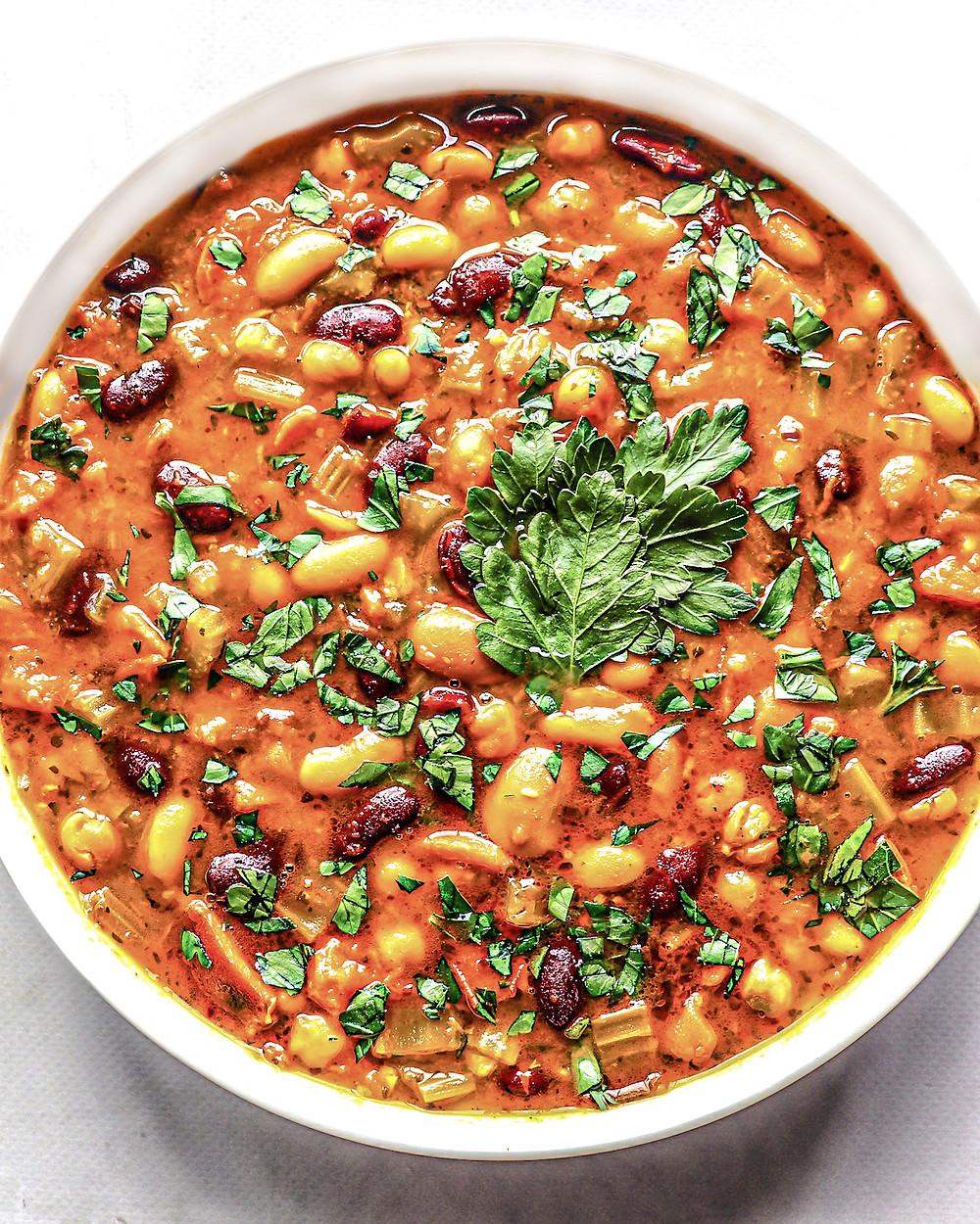 3-Bean Soup