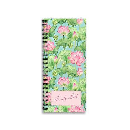 Lotus To-Do Notebook