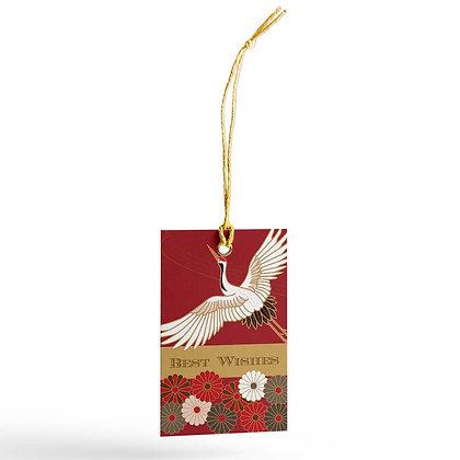 Oriental Flight Gift Tags (Set of 20)