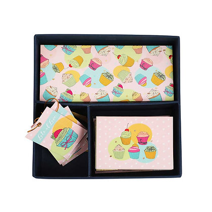 Cupcake Midi Box