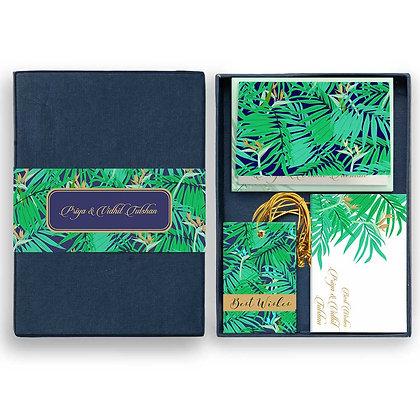 Exotic Palm Mini Box