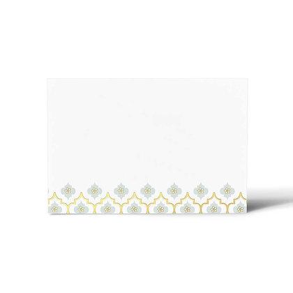 Royal Paradise Flat Cards (Set of 40)