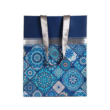 Turkish Tile Big Bags (Set of 3)