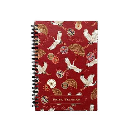 Oriental Flight Journal Notebook