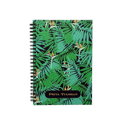 Exotic Palm Journal Notebook