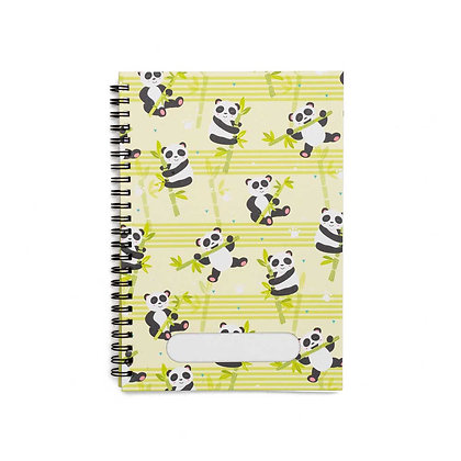 Hello Panda Journal Notebook