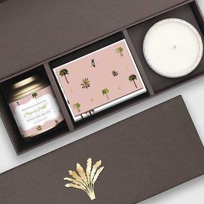 Palms Peach Festive Box