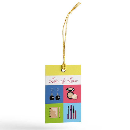 Glam Girl Gift Tags