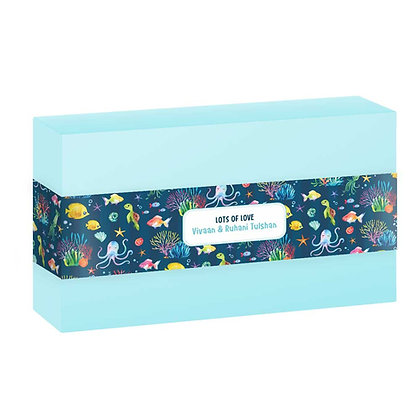 Underwater Personalised Banner Bands (Set of 20)