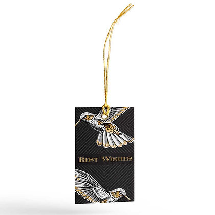Kingfisher Gift Tags (Set of 20)