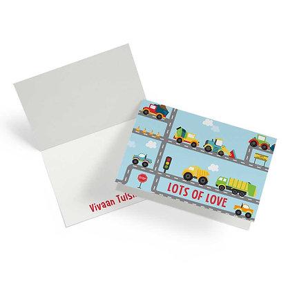 Trucks Fold Cards (Set of 20)
