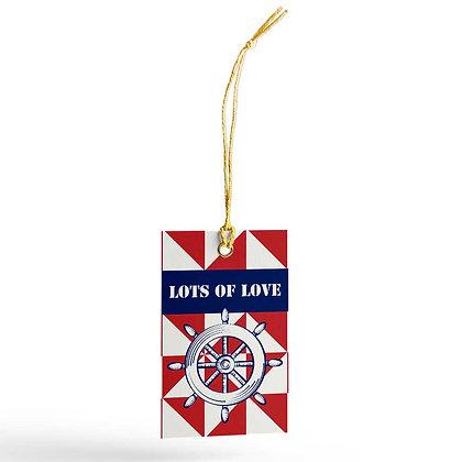 Nautical Gift Tags