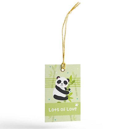 Hellp Panda Gift Tags (Set of 20)