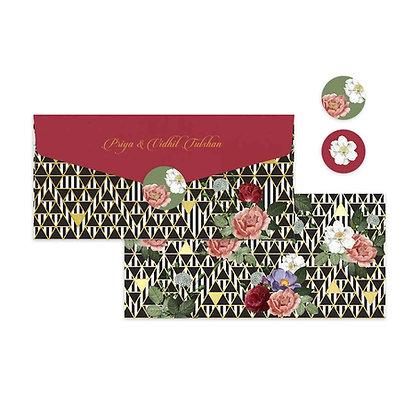 Rosette Money Envelopes (Set of 20)