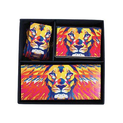 Lion Art Midi Box