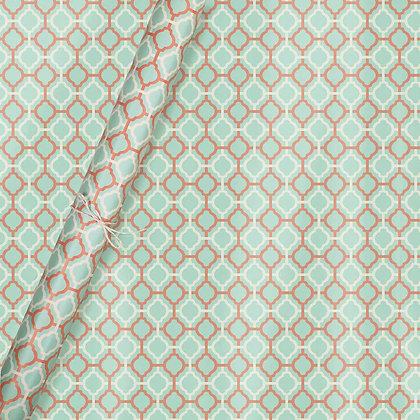Pastel Jaali Wrapping Papers (Set of 5)