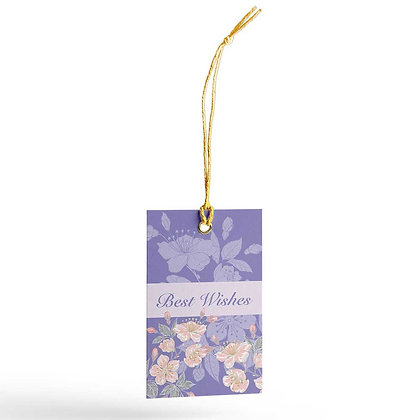 Violet Infusion Gift Tags (Set of 20)
