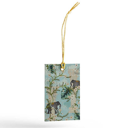 Royal Paradise Gift Tags (Set of 20)